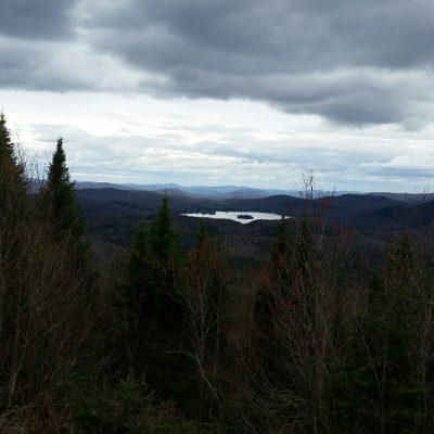 Point de vue sommet Durand